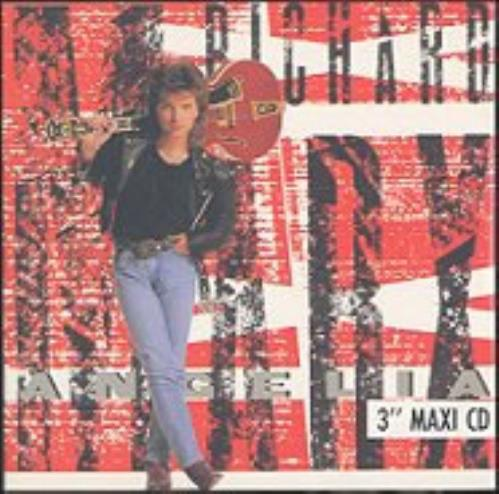 Richard Marx Angelia 1989 German 3 Cd Single 2035543
