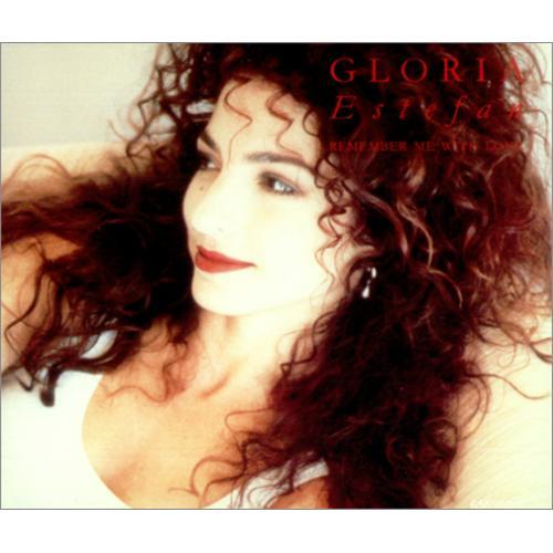 Gloria Estefan Remember Me With Love 1991 Uk Cd Single 6569682