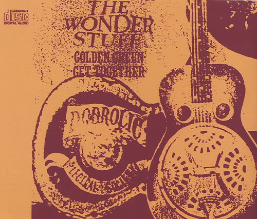Click to view product details and reviews for The Wonder Stuff Golden Green 1989 Uk Cd Single Goncd8.