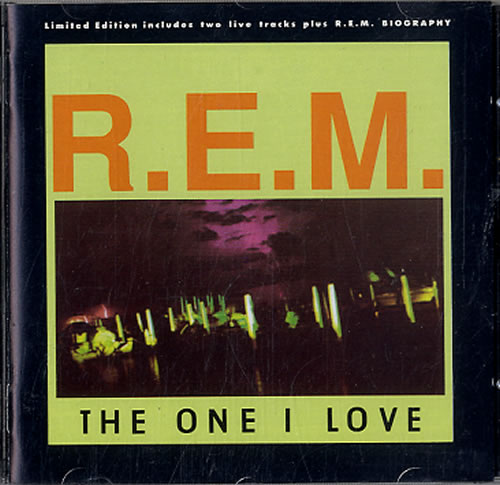Click to view product details and reviews for Rem The One I Love 1988 Uk 2 Cd Single Set Dirmt X178.