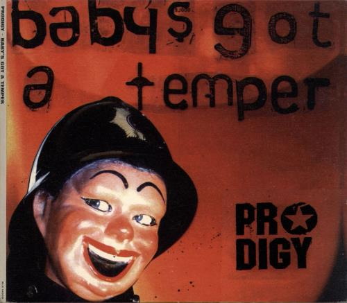 Click to view product details and reviews for The Prodigy Babys Got A Temper 2002 Uk Cd Single Xls145cd.