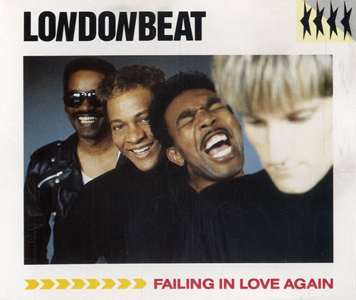 Click to view product details and reviews for Londonbeat Falling In Love Again 1988 Uk Cd Single Anx007cd.