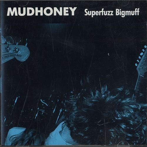 Mudhoney Superfuzz Bigmuff German Cd Album Grcd34