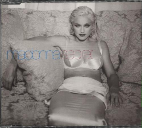 Click to view product details and reviews for Madonna Secret 1994 Uk 2 Cd Single Set W0268cd 2.