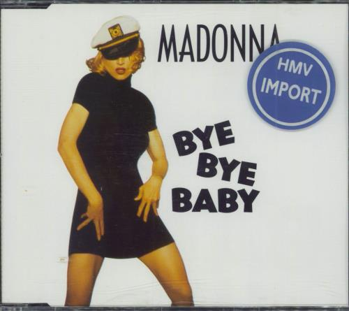 Click to view product details and reviews for Madonna Bye Bye Baby 1992 German Cd Single 9362 41196 2.