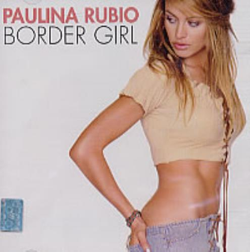 Click to view product details and reviews for Paulina Rubio Border Girl 2002 Mexican Cd Album 018615 2.