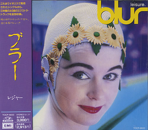 Click to view product details and reviews for Blur Leisure 1991 Japanese Cd Album Tocp 6833.