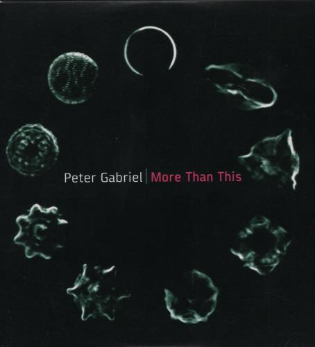 Click to view product details and reviews for Peter Gabriel More Than This 2002 Uk Cd Single Pgscdj14.