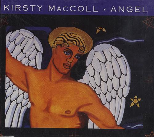 Kirsty Maccoll Angel 1992 Uk Cd Single Zang46cd
