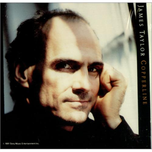 Click to view product details and reviews for James Taylor Copperline 1991 Usa Cd Single Csk4183.