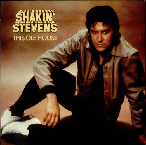 Shakin 39 stevens this ole house records lps vinyl and cds for Classic house cd