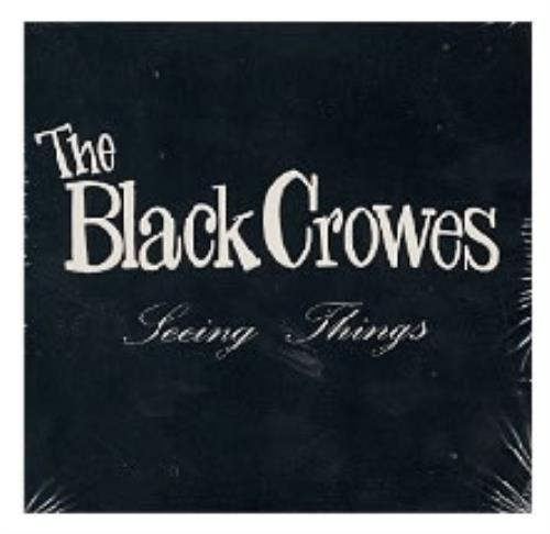 Click to view product details and reviews for The Black Crowes Seeing Things Usa Cd Single Pro Cd 4810.