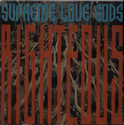 Click to view product details and reviews for Supreme Love Gods Righteous 1991 French Cd Single 53tp7cd.