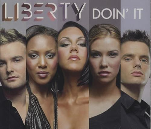 Click to view product details and reviews for Liberty X Doin It 2001 European Cd Single Vvr5017793.