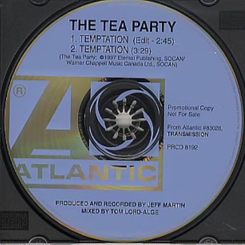 Tea Party Records Lps Vinyl And Cds Musicstack