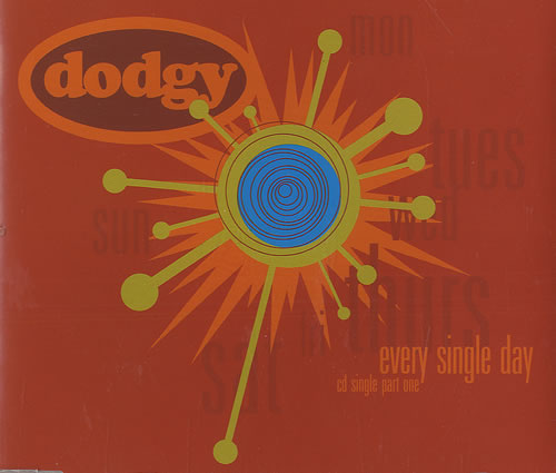 Click to view product details and reviews for Dodgy Every Single Day 1995 Uk 2 Cd Single Set Mercd Dd512.