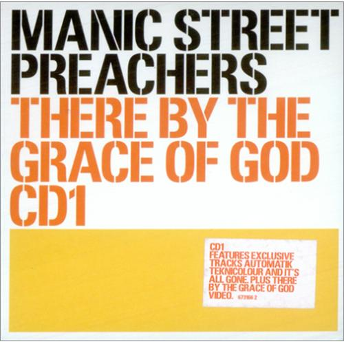 Click to view product details and reviews for Manic Street Preachers There By The Grace Of God Cd1 2002 Uk Cd Single 6731662.