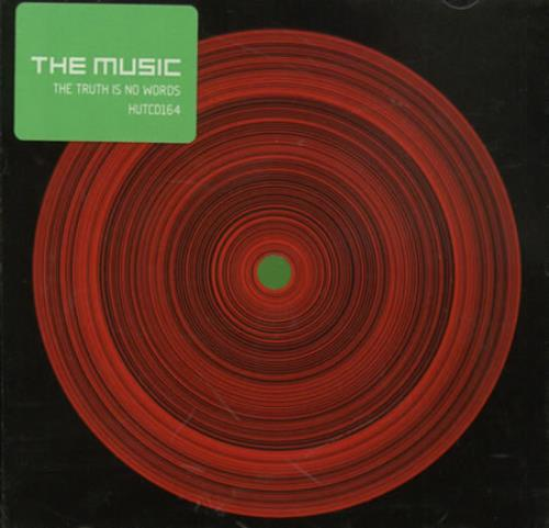 Click to view product details and reviews for The Music The Truth Is No Words 2003 Uk Cd Single Hutcd164.