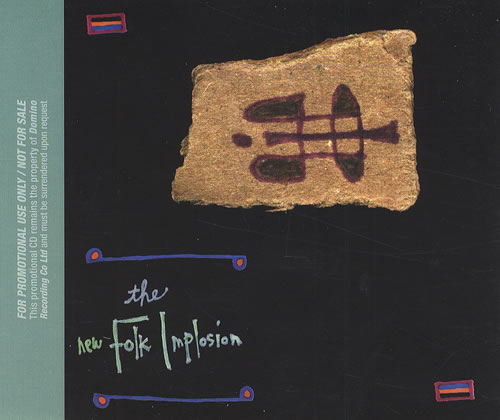 Click to view product details and reviews for The Folk Implosion The New Folk Implosion 2002 Uk Cd Album Wigcd118p.