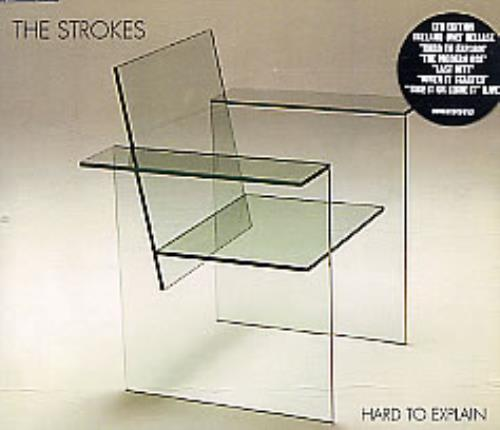 Strokes Hard To Explain Records Lps Vinyl And Cds