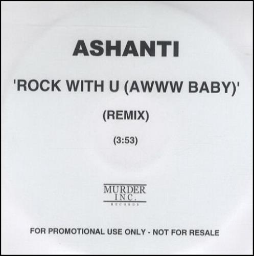 Click to view product details and reviews for Ashanti Rock With U Awwww Baby Remix Uk Cd R Acetate Cd R Acetate.