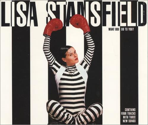 Click to view product details and reviews for Lisa Stansfield What Did I Do To You 1990 German Cd Single 663168.
