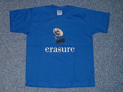 CHEAP Erasure Other People's Songs 2003 UK t-shirt T-SHIRT 25209747289 – General Clothing