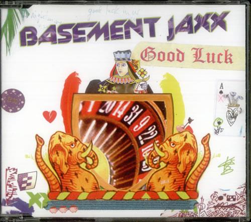 Basement Jaxx Good Luck Records, LPs, Vinyl And CDs
