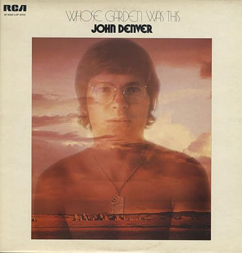 Whose Nursery Is That: John Denver Whose Garden Was This Records, LPs, Vinyl And