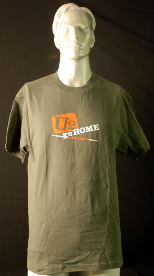 CHEAP U2 Go Home 2003 UK t-shirt T-SHIRT 25209748085 – General Clothing