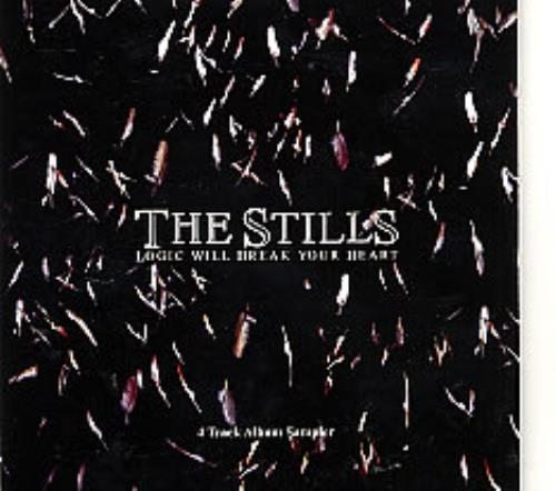 Click to view product details and reviews for The Stills Logic Will Break Your Heart Album Sampler 2003 Uk Cd Single Sam00892.