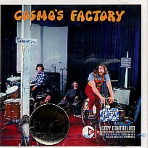creedence clearwater revival cosmo 39 s factory records lps vinyl and cds musicstack. Black Bedroom Furniture Sets. Home Design Ideas