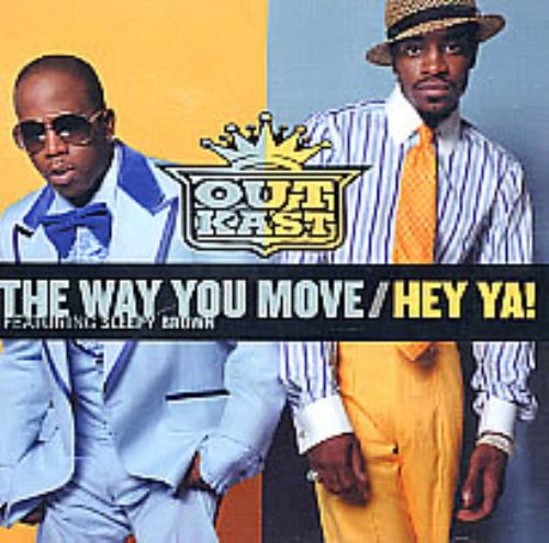 Outkast The Way You Mo...