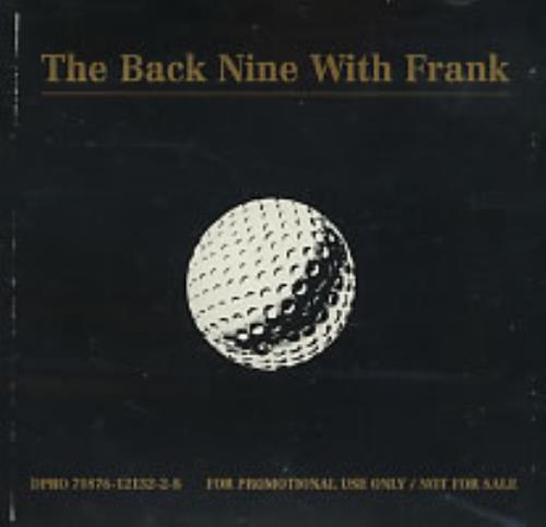 Click to view product details and reviews for Frank Sinatra The Back Nine With Frank 1998 Usa Cd Album Dpro70876 12132.