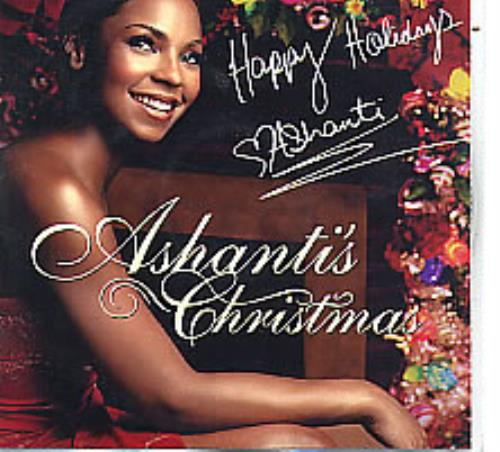 Click to view product details and reviews for Ashanti Ashantis Christmas 2003 Uk Cd R Acetate Cd R Acetate.