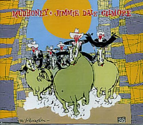 Click to view product details and reviews for Mudhoney Tonight I Think Im Gonna Go Downtown 1994 German Cd Single Spcd124 305.
