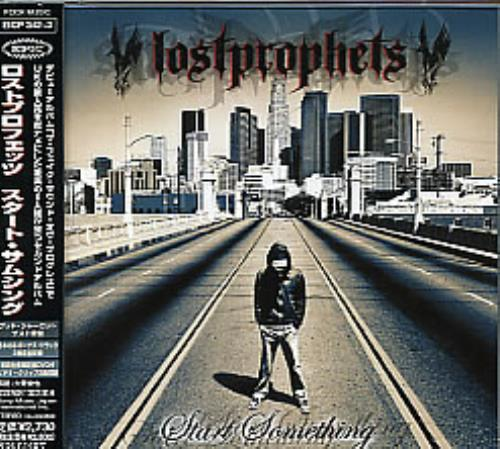 Click to view product details and reviews for Lostprophets Start Something 2004 Japanese 2 Disc Cd Dvd Set Eicp3423.