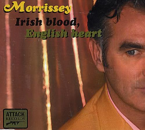 Click to view product details and reviews for Morrissey Irish Blood English Heart 2004 Uk Cd Single Atkpx002.