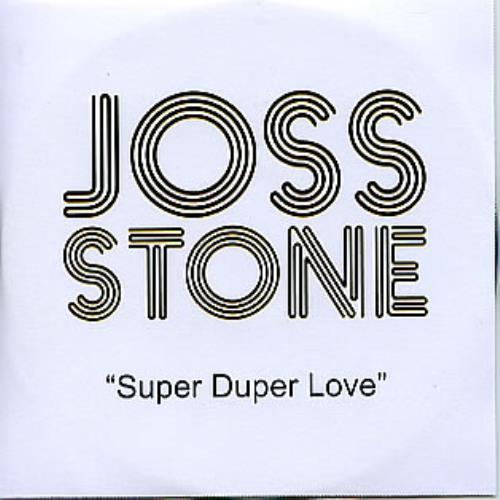Click to view product details and reviews for Joss Stone Super Duper Love 2004 Uk Cd R Acetate Cd R Acetate.