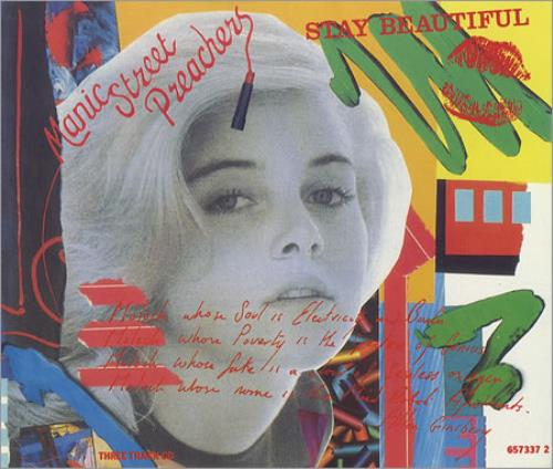 Click to view product details and reviews for Manic Street Preachers Stay Beautiful 1991 Uk Cd Single 6573372.