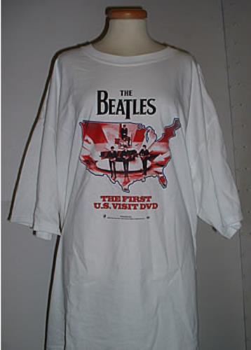 CHEAP The Beatles The First U.S. Visit 2004 USA t-shirt T-SHIRT 25209753745 – General Clothing
