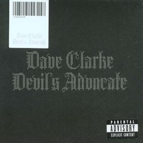 Dave Clarke Devils Advocate Slipcase 2003 Uk Cd Album Brassic31cd