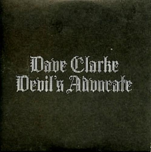 Click to view product details and reviews for Dave Clarke Devils Advocate 2003 Uk Cd Album Brassic31cdp.