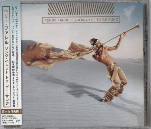 Click to view product details and reviews for Perry Farrell Song Yet To Be Sung 2001 Japanese Cd Album Vjcp 68323.