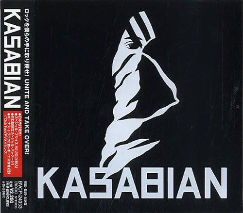 Click to view product details and reviews for Kasabian Kasabian Black Jewel Case Obi 2004 Japanese Cd Album Bvcp 24053.