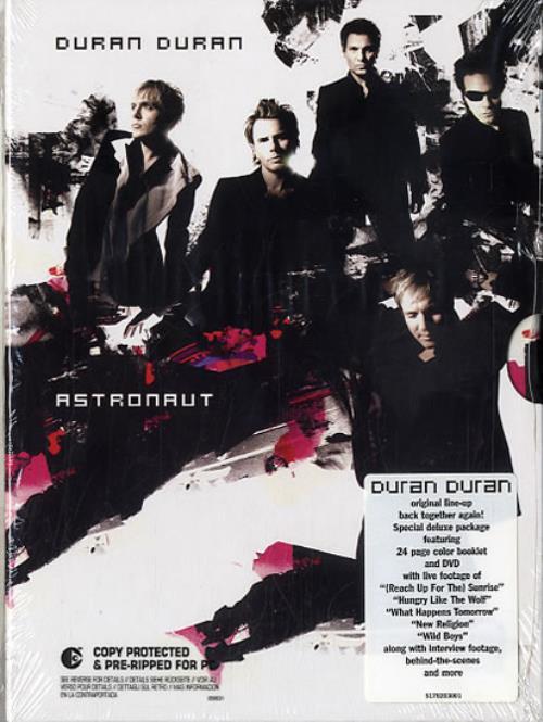 Duran Duran   Astronaut   Sealed. Duran Duran Astronaut Records  LPs  Vinyl and CDs   MusicStack