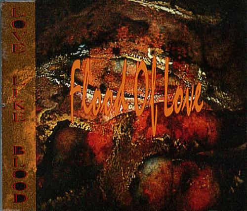 Click to view product details and reviews for Love Like Blood Flood Of Love 1993 German Cd Single Spv055 45413.