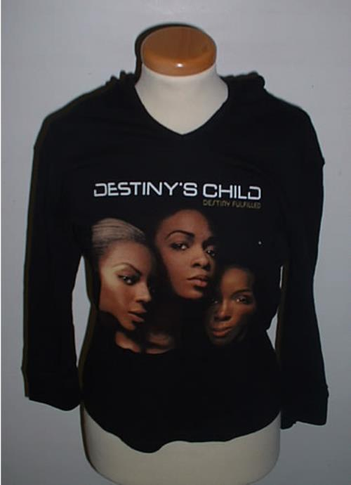 CHEAP Destiny's Child Destiny Fulfilled Sweatshirt 2004 USA clothing HOODED TOP 25209770187 – General Clothing