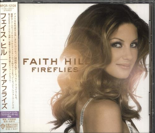Click to view product details and reviews for Faith Hill Fireflies 2005 Japanese Cd Album Wpcr 12124.