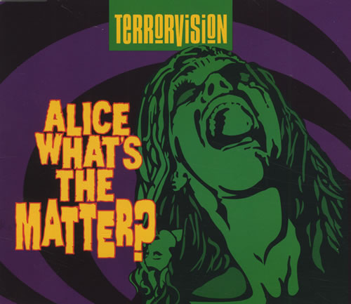 Click to view product details and reviews for Terrorvision Alice Whats The Matter 1994 Uk Cd Single Cdvegasdjx9.